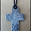 Thumbnail: Hammered Cross Necklace