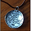 """Thumbnail: """"Courage is being scared to death..."""" Pendant"""