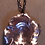 Thumbnail: Abstract Copper Flower Necklace #2