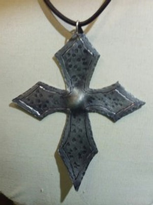 Medium Cross Necklace
