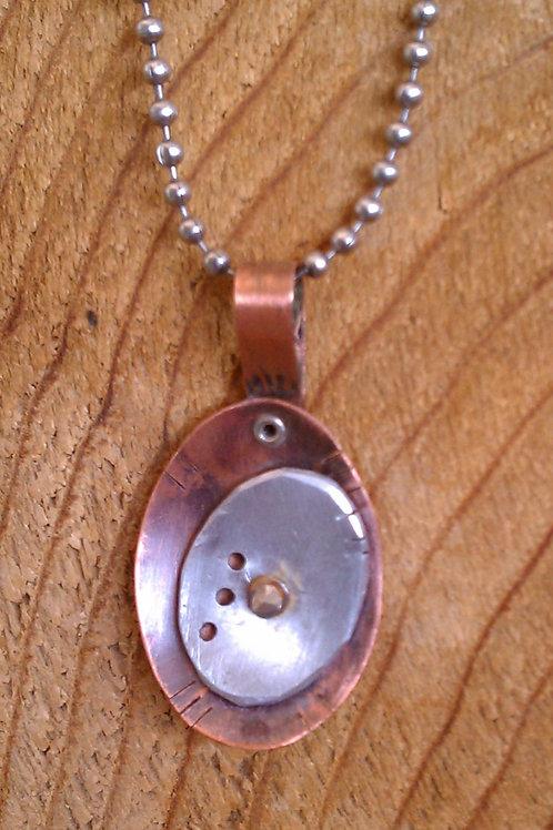 ColdFusion Copper & Alum. Spoon