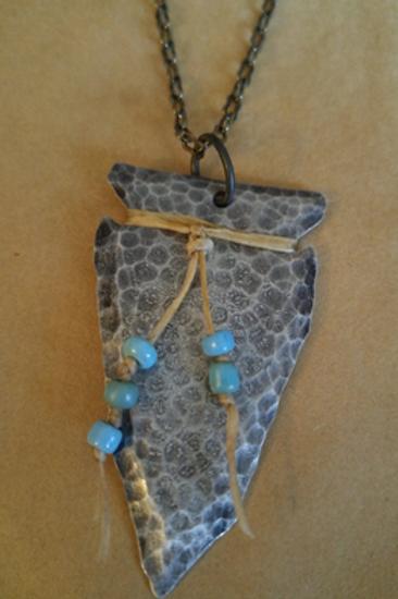 Arrowhead Necklace (Large)
