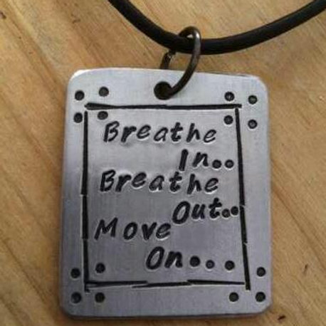 Breathe In... Breathe Out... Move On...