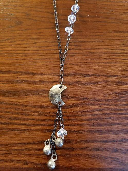 Celestial Drop Necklace