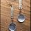 """Thumbnail: """"A Measure Above the Rest"""" Earrings"""