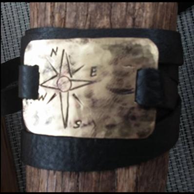 Compass Bracelet... Choose a direction!