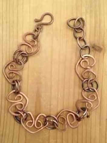 Circle of Hearts Bracelet