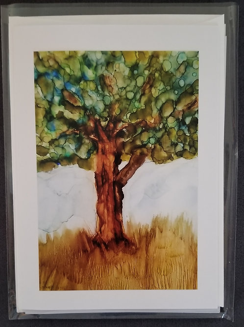 Original Print - Family / Tree of Life (4 pack)