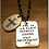 Thumbnail: I Can Do All Things Through Christ... Necklace + Hand Stamped Cross