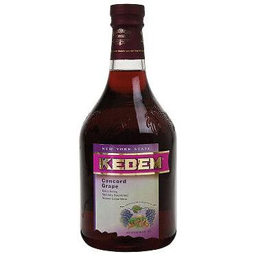 Kedem Traditional Concord Kal 1.5 lit