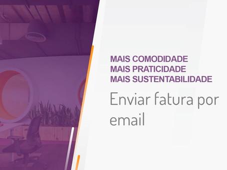 CERRP disponibiliza fatura por e-mail