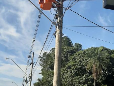 Cresce o atendimento, quantidade de linhas de distribuição e transformadores na CERRP.