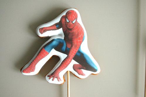 Пряник человек-паук