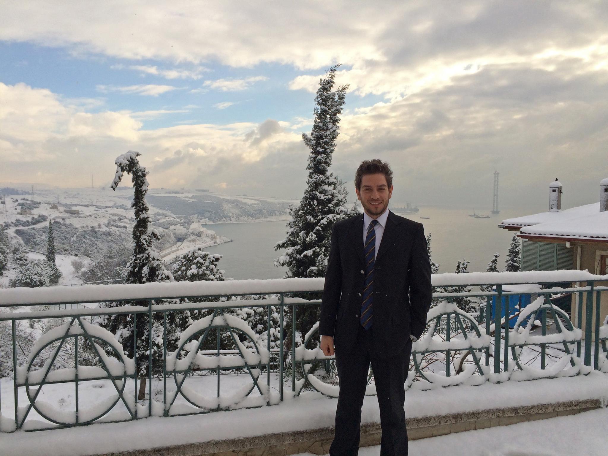 Alp Köksal - Gelecek Kampı @TEVİTÖL