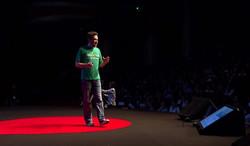 Alp Köksal - Speaker at TEDx Reset
