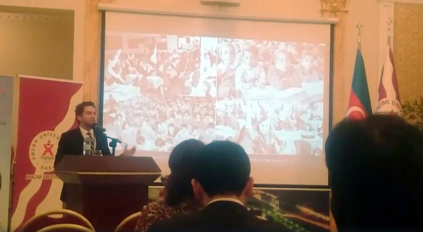 Azerbaijan Symposium - Alp KOKSAL