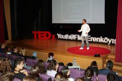 Alp Köksal TEDx Işık Ereneköy