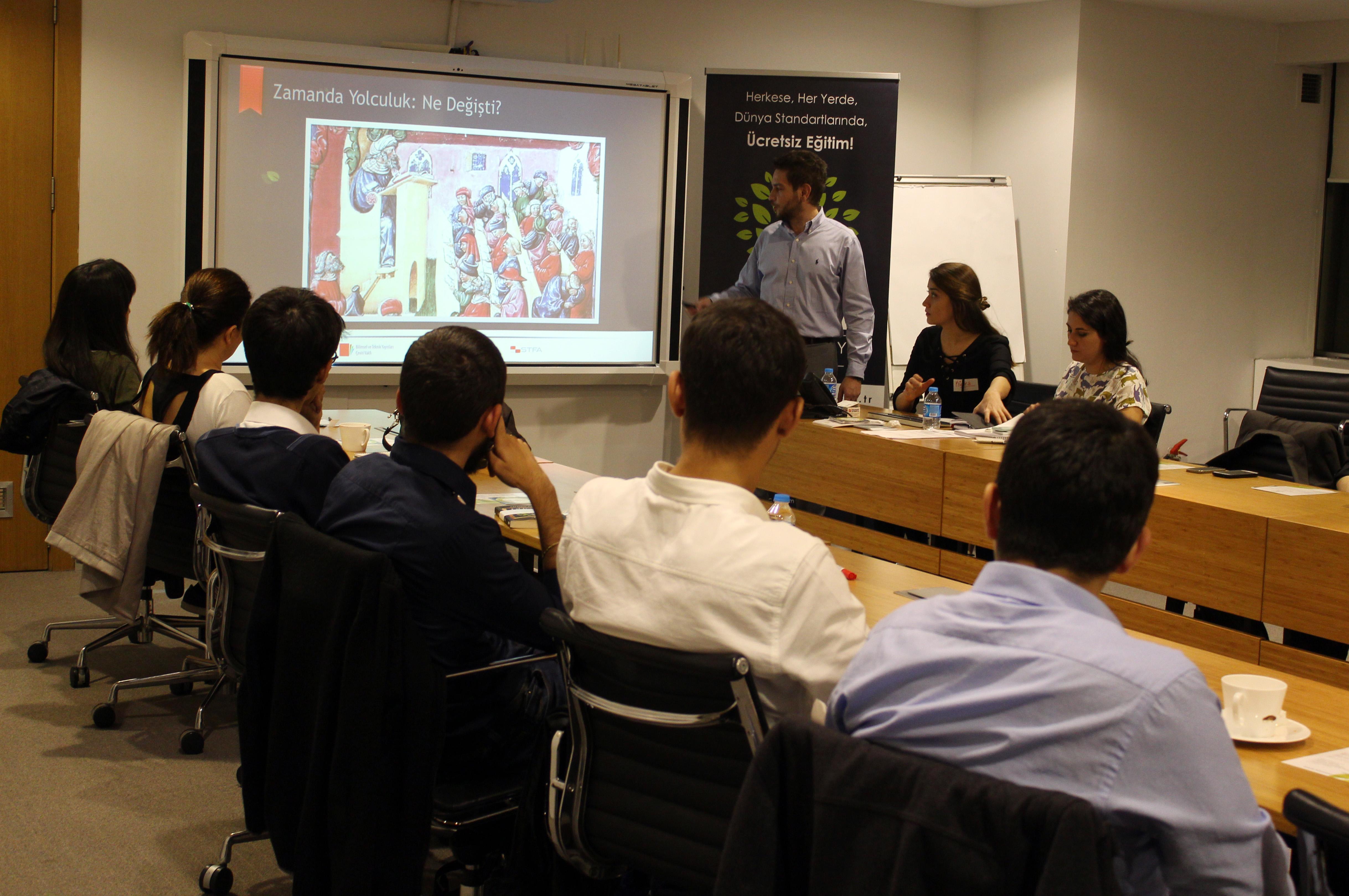Khan Academy TR - Gönüllü Toplantısı 1