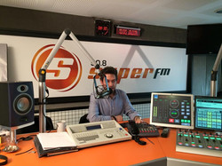 Alp Koksal - Super FM