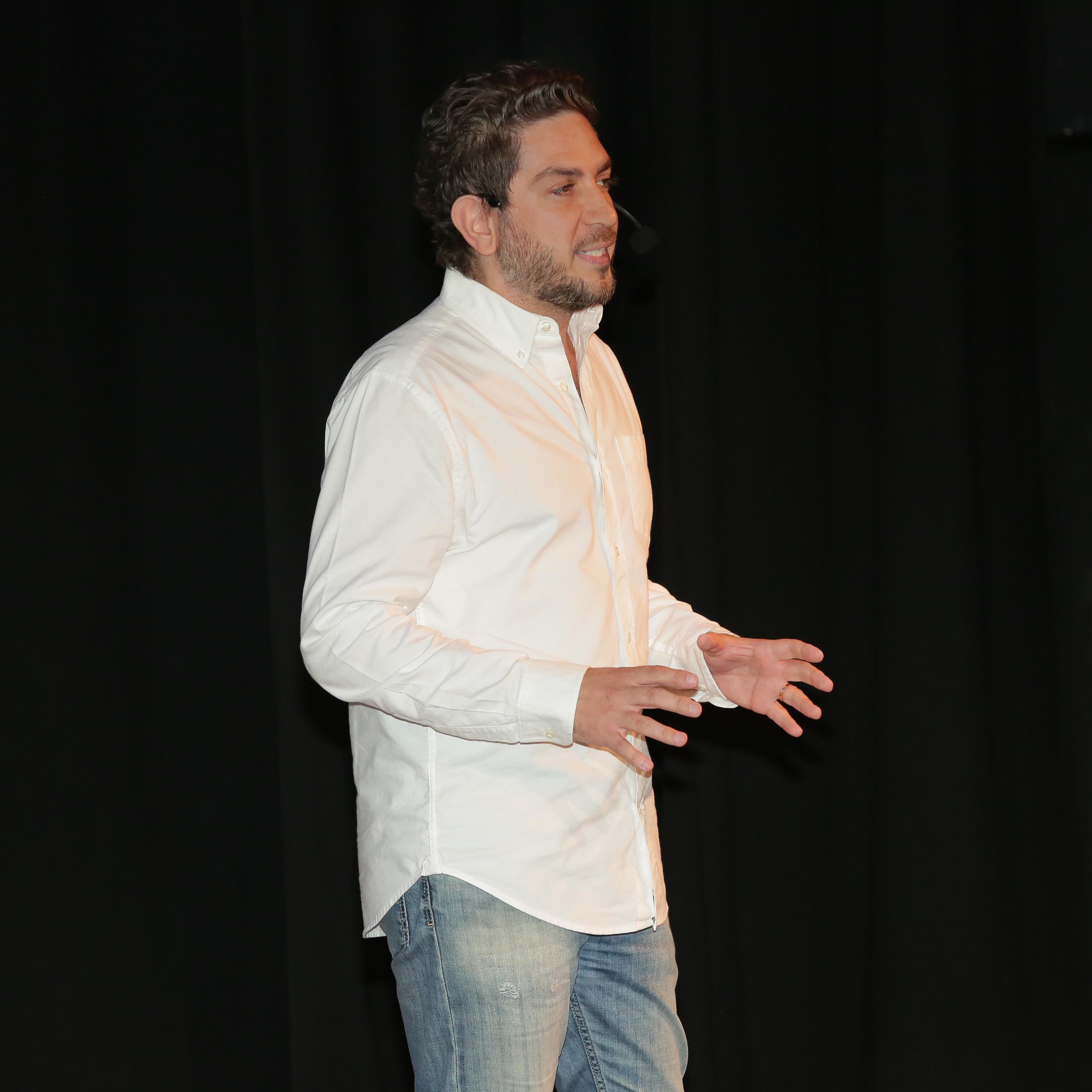 Alp Köksal TED Eğitim