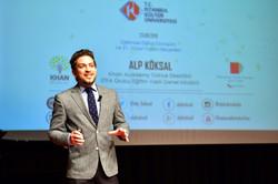 Alp Köksal - Davetli Konuşmacı