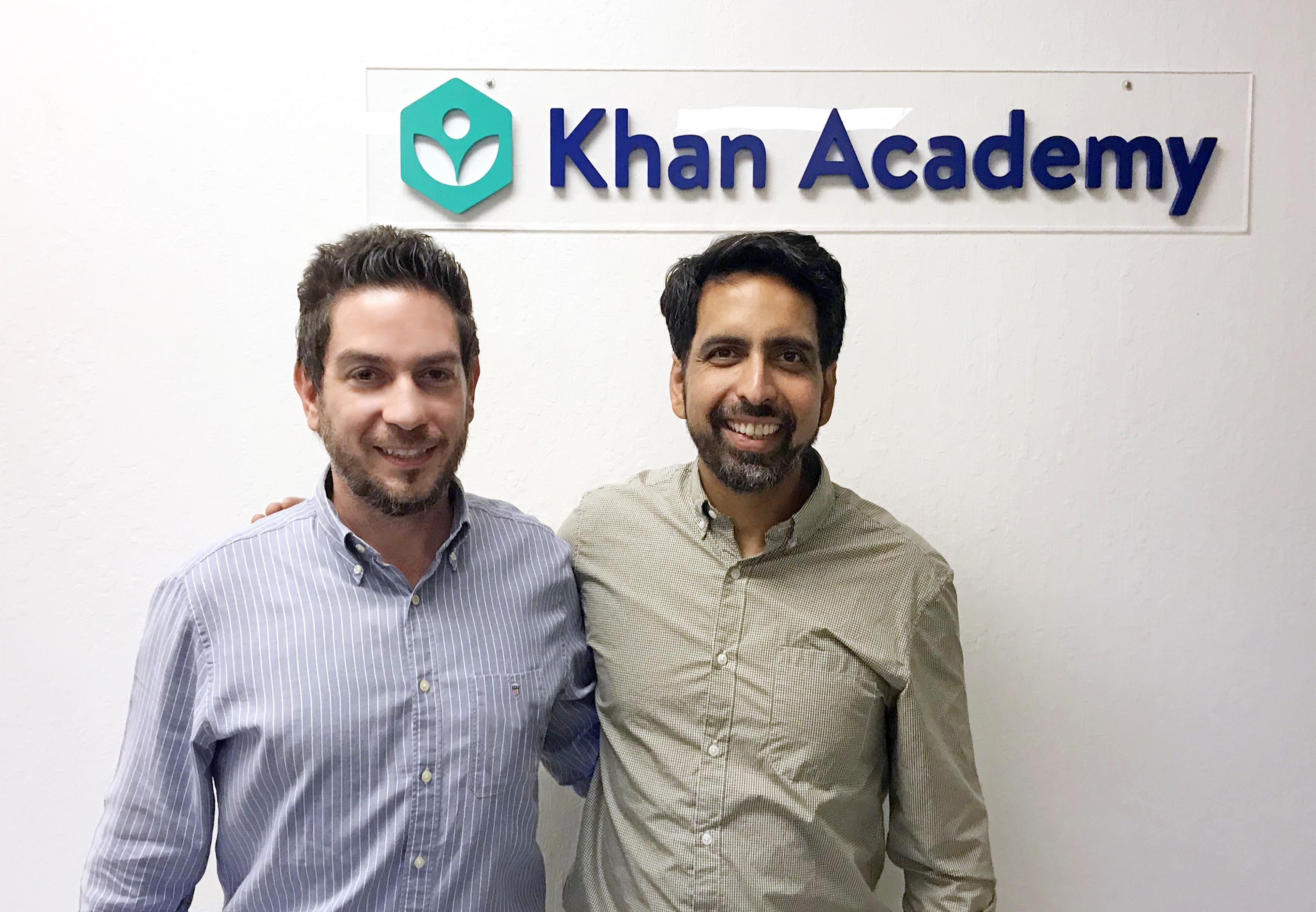 Alp & Sal Khan Academy