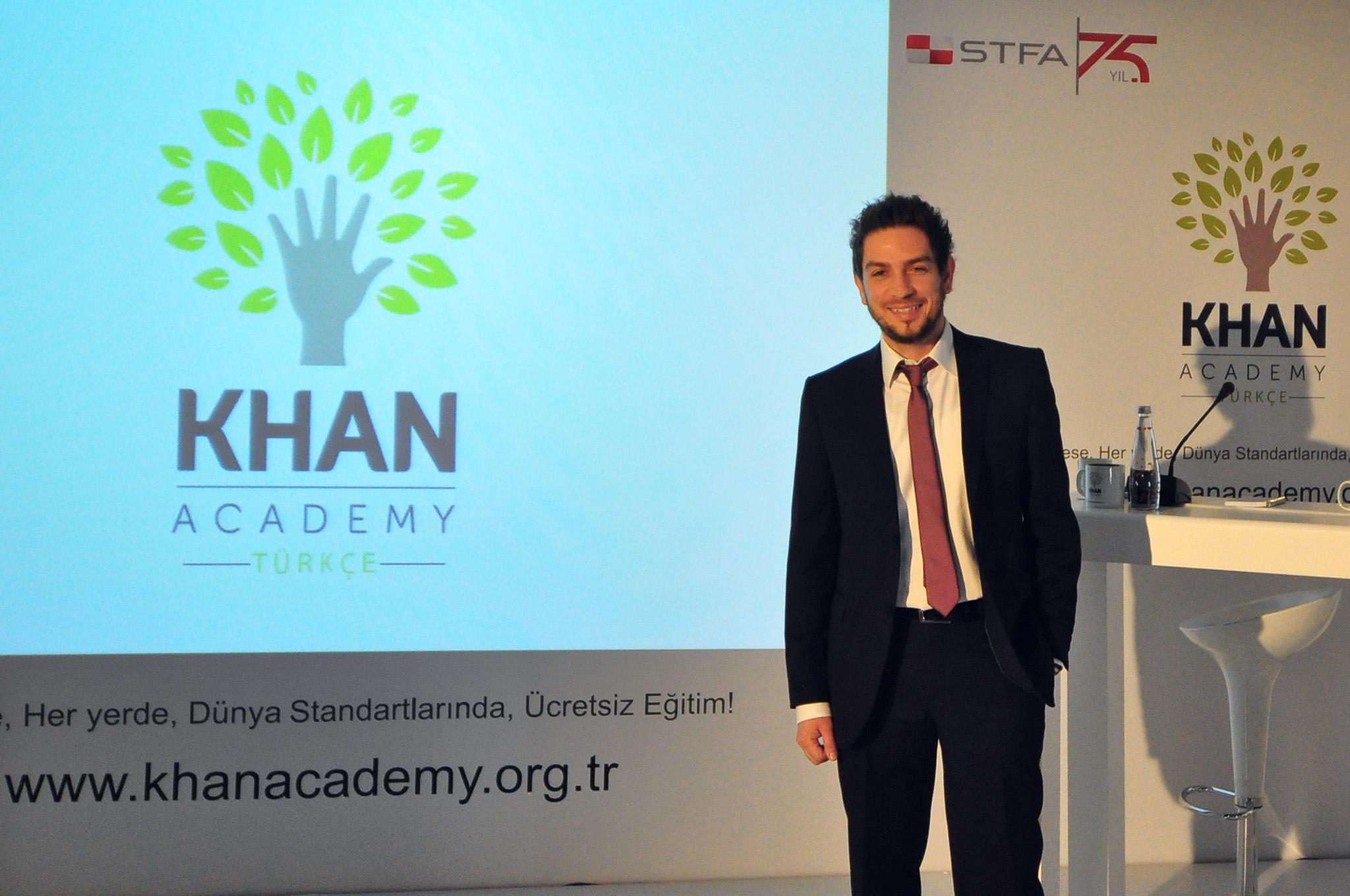 Alp Köksal - Khan Academy TR