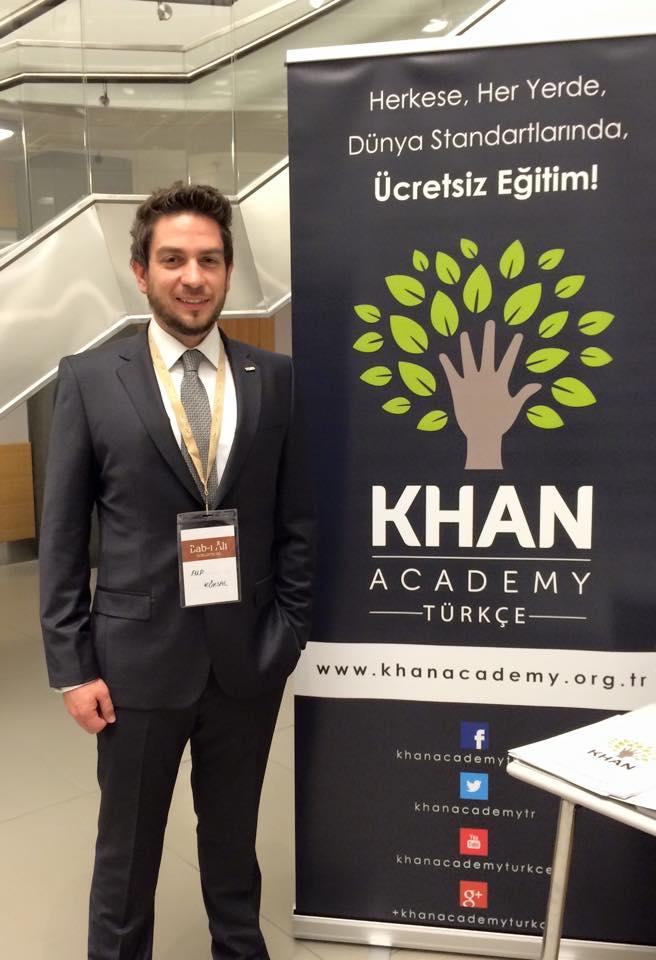 Alp Köksal (Khan Academy)
