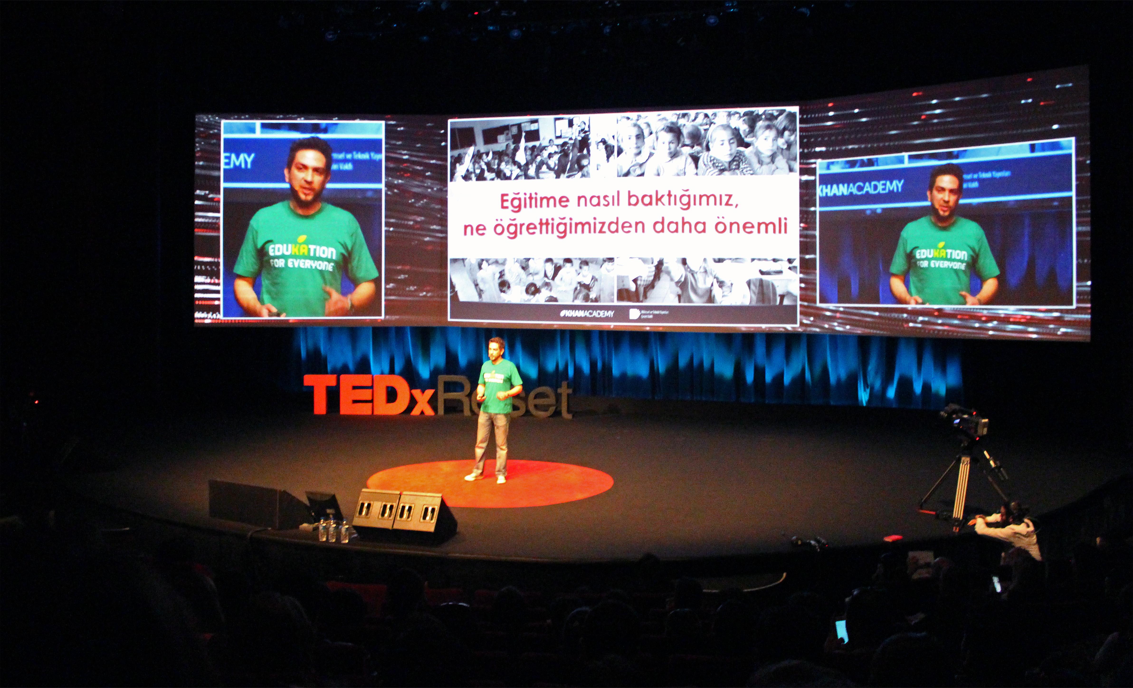 Alp Köksal - TED Speaker