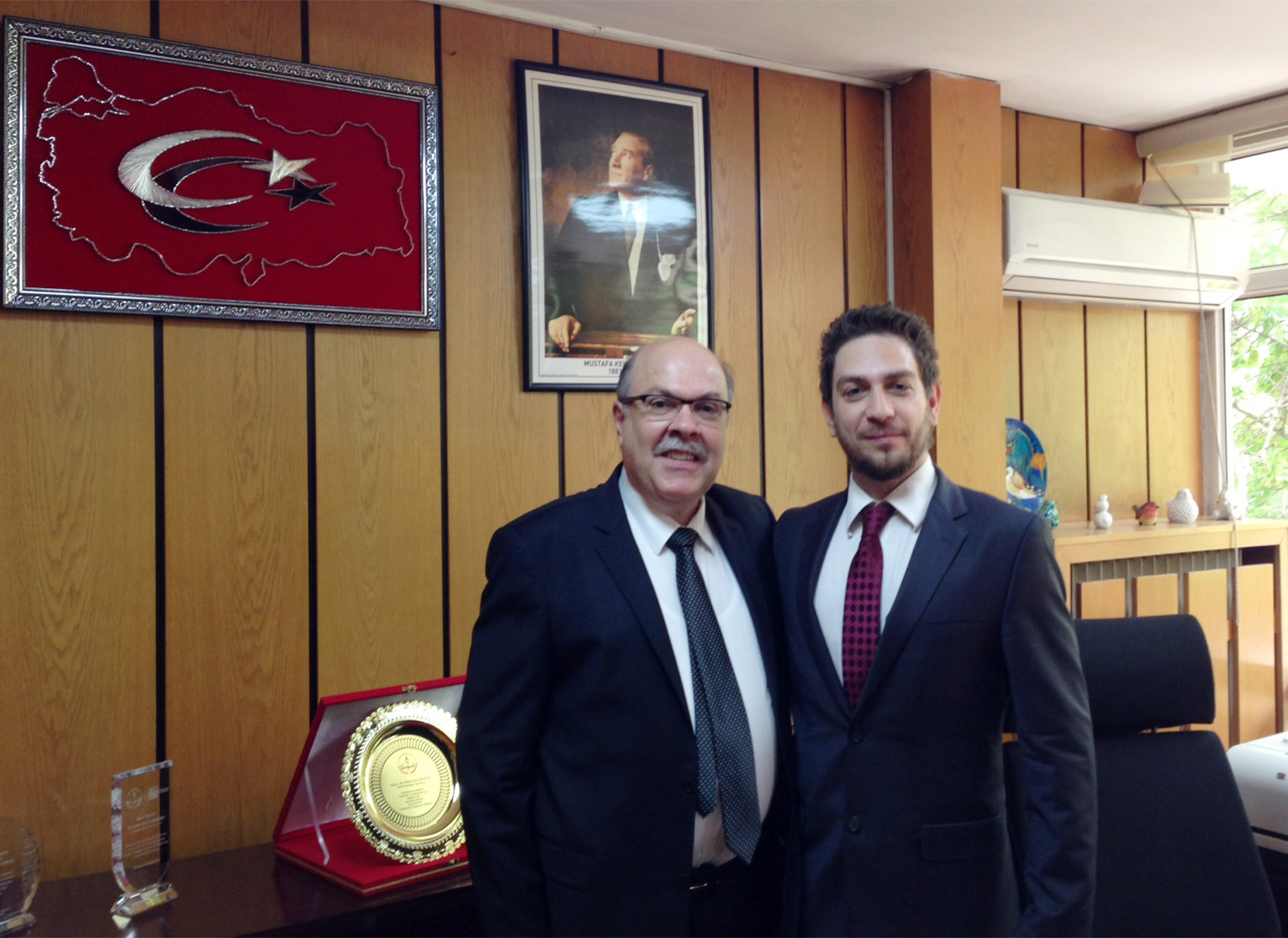 Alp Köksal Mustafa Çolakoğlu