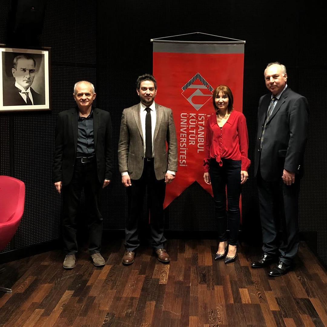 Alp Köksal - Kültür Üniversitesi