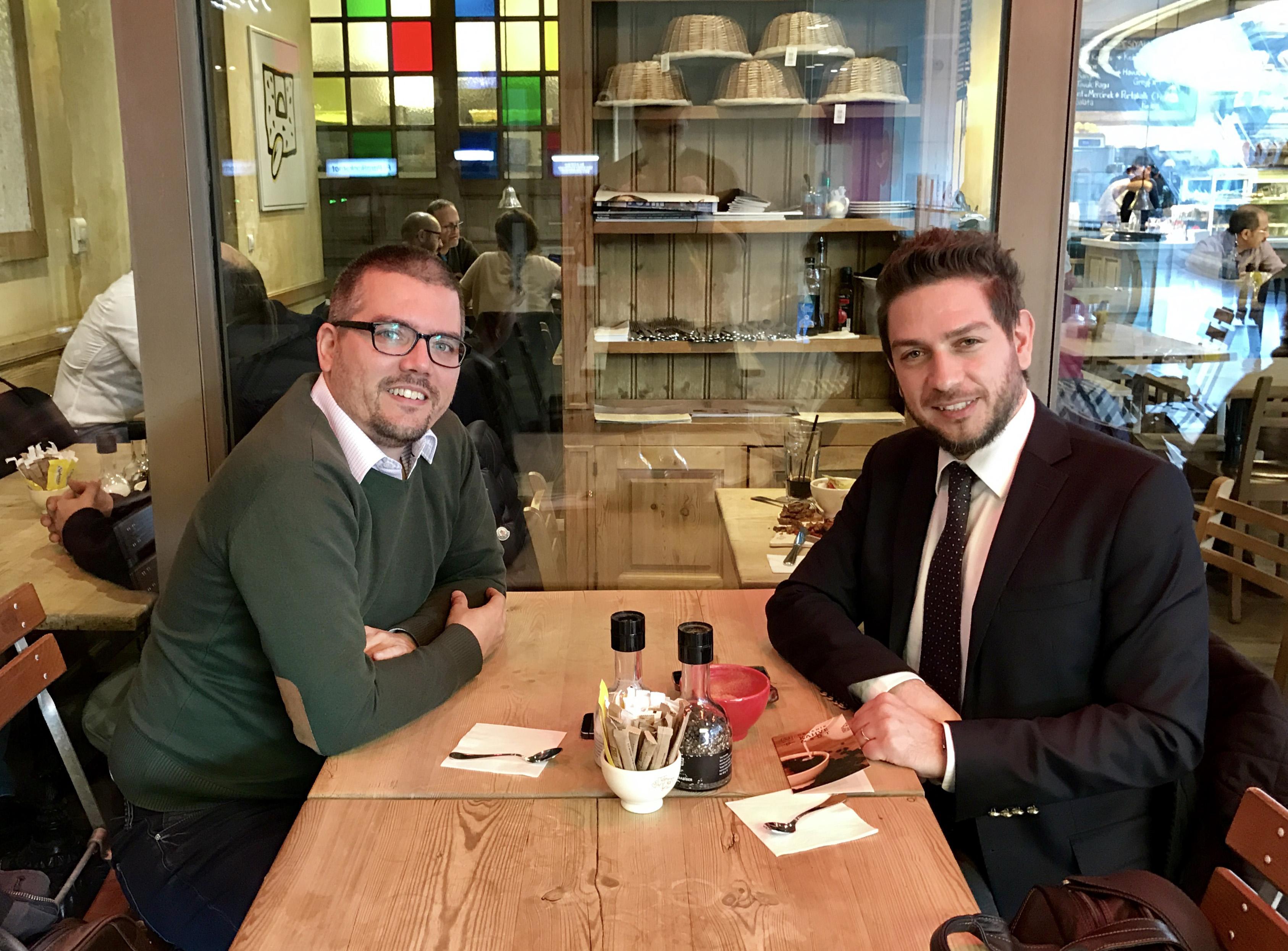 Alp Köksal & Niels Van Der Linden