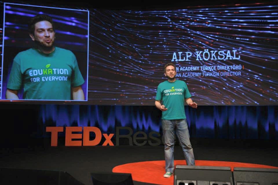 Alp Köksal - TEDx Talks