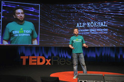 Alp Köksal - TEDx Talks
