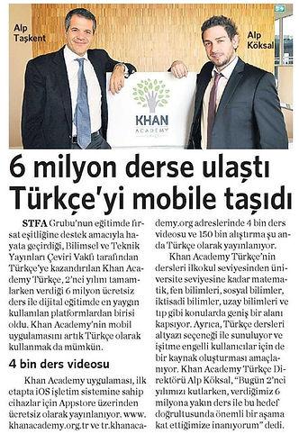 Alp Köksal - Alp Taşkent - Haber Khan Türkiye