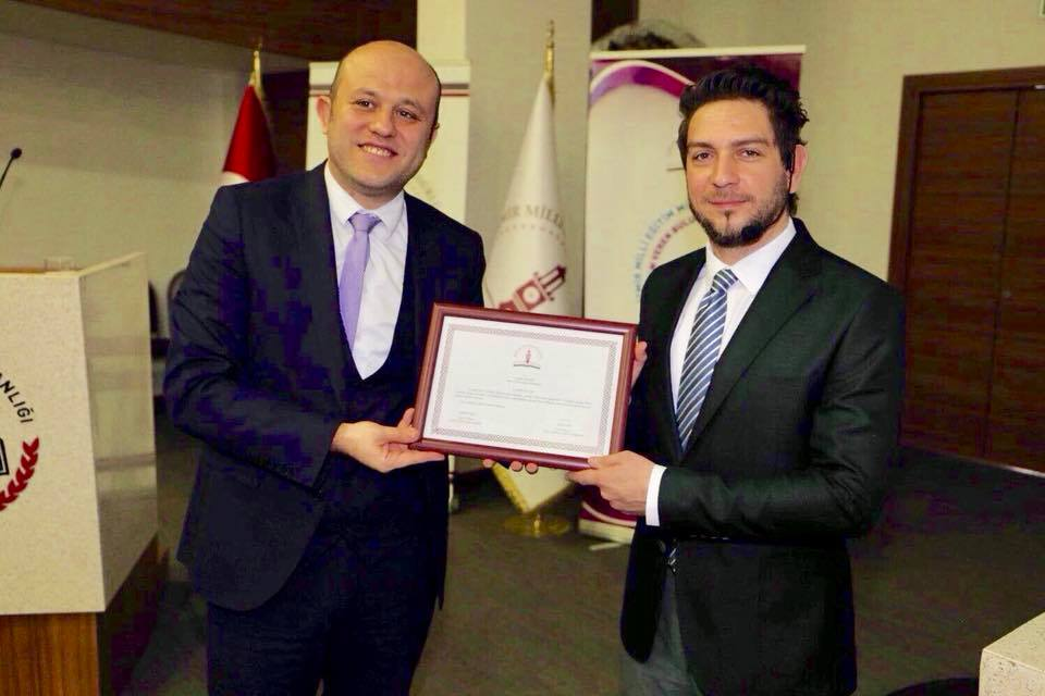 Alp KÖKSAL - İzmir İl Milli Eğitim