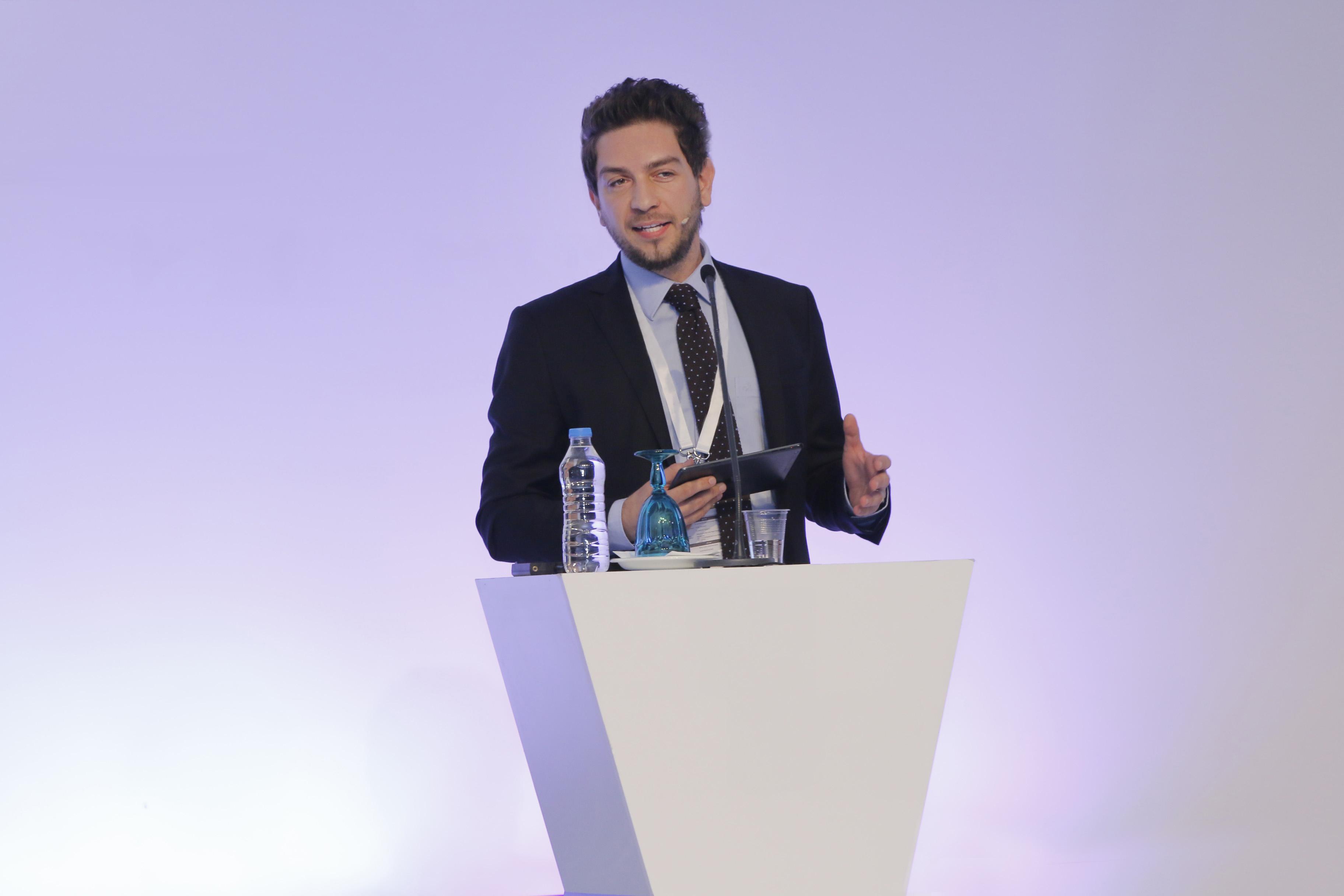 Alp Köksal - Professional Speaker