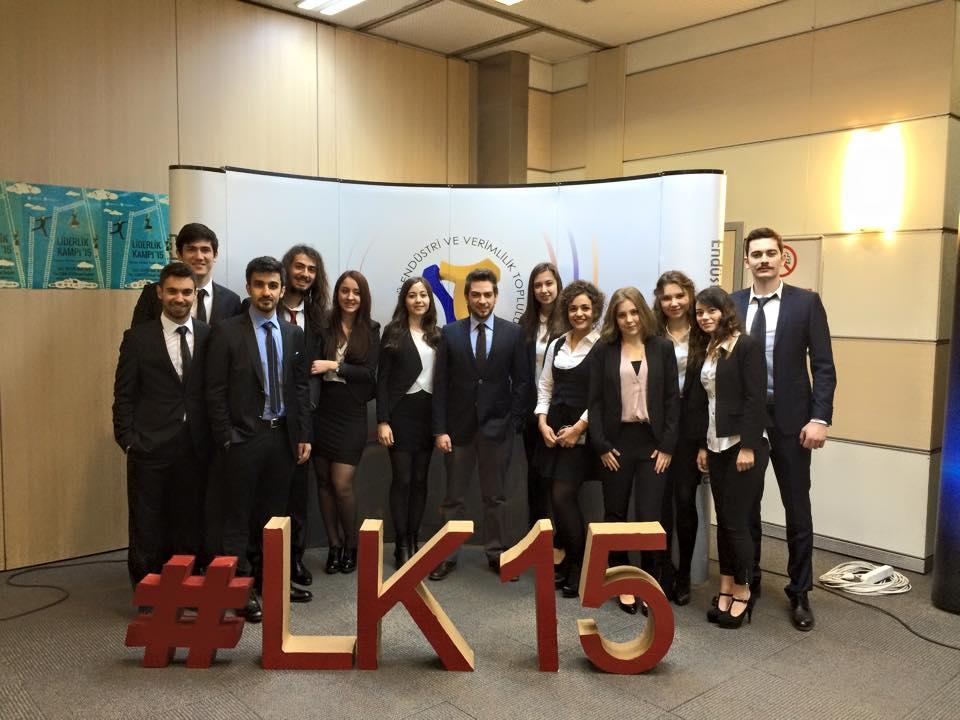 Alp Köksal - Liderlik Kampı Ankara