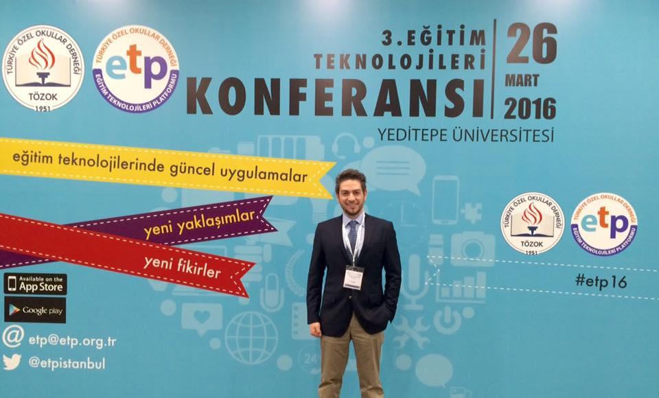 Alp Köksal - ETP 16