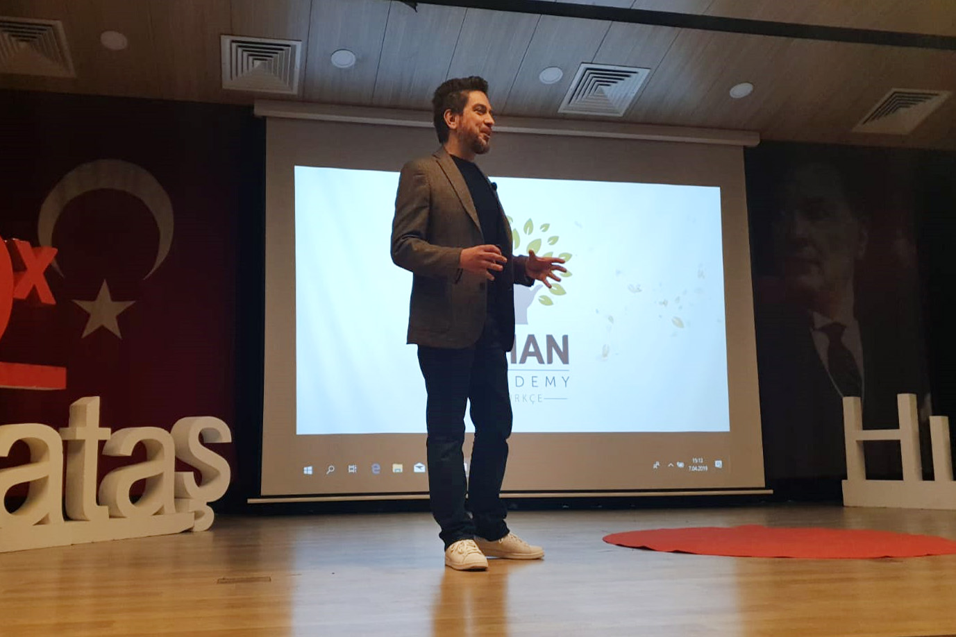 TEDxKabatas - Alp Köksal