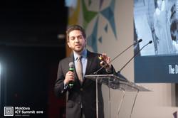 Alp Koksal Keynote ICT Summit