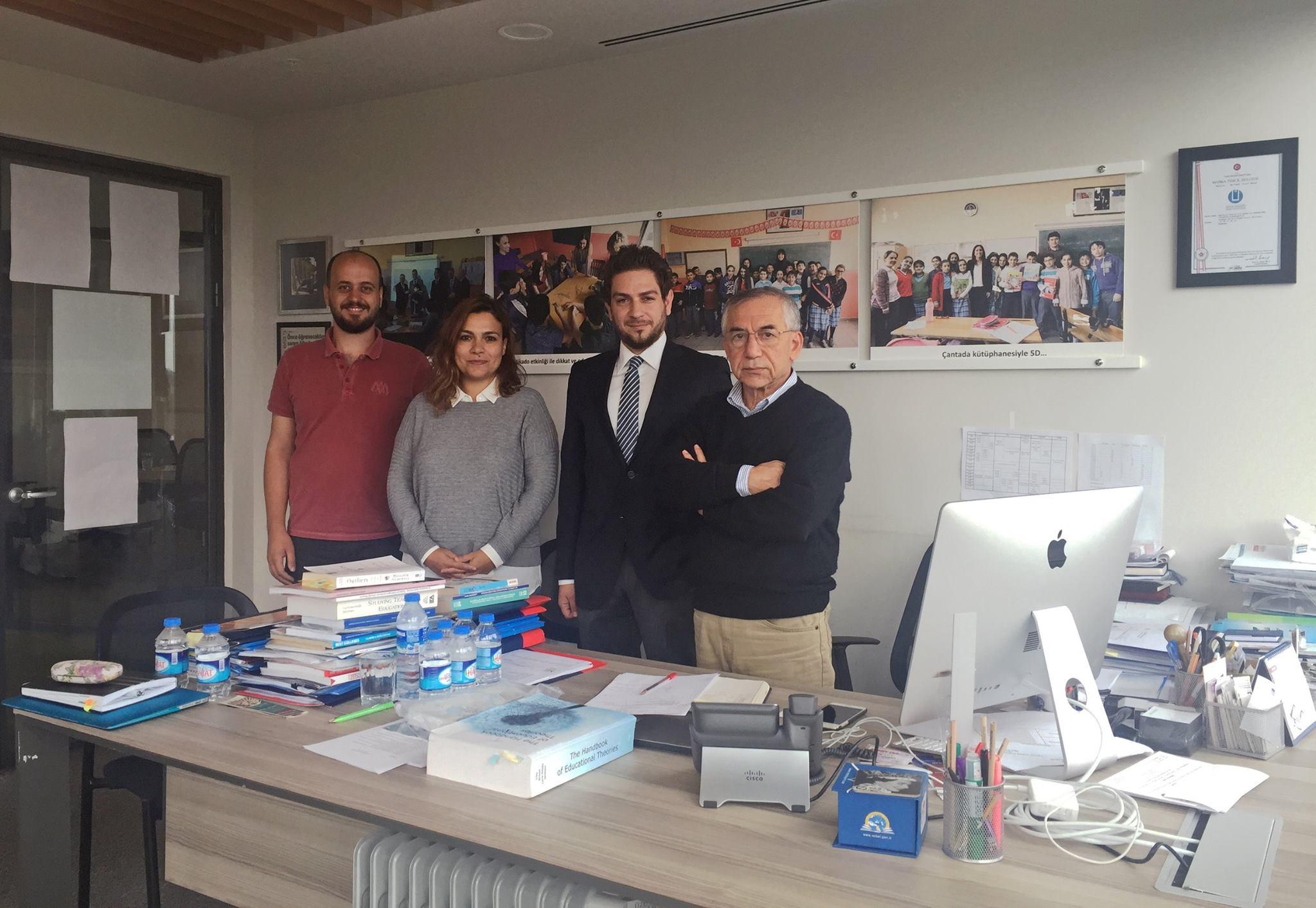 Alp Köksal & Mustafa Özcan MEF