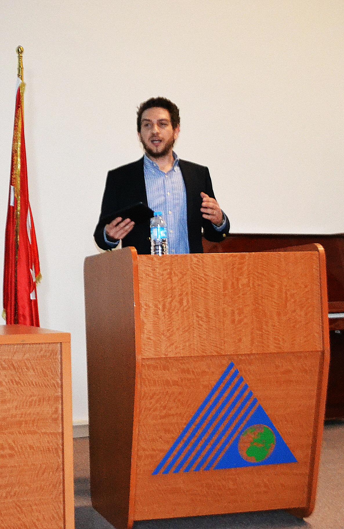 Alp Köksal - Yeditepe Üniversitesi
