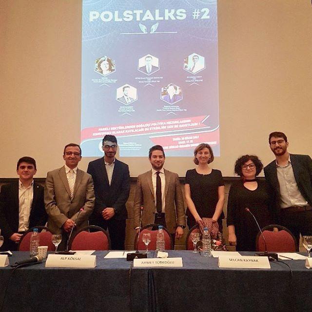Boğaziçi POLS Siyaset Bilimi