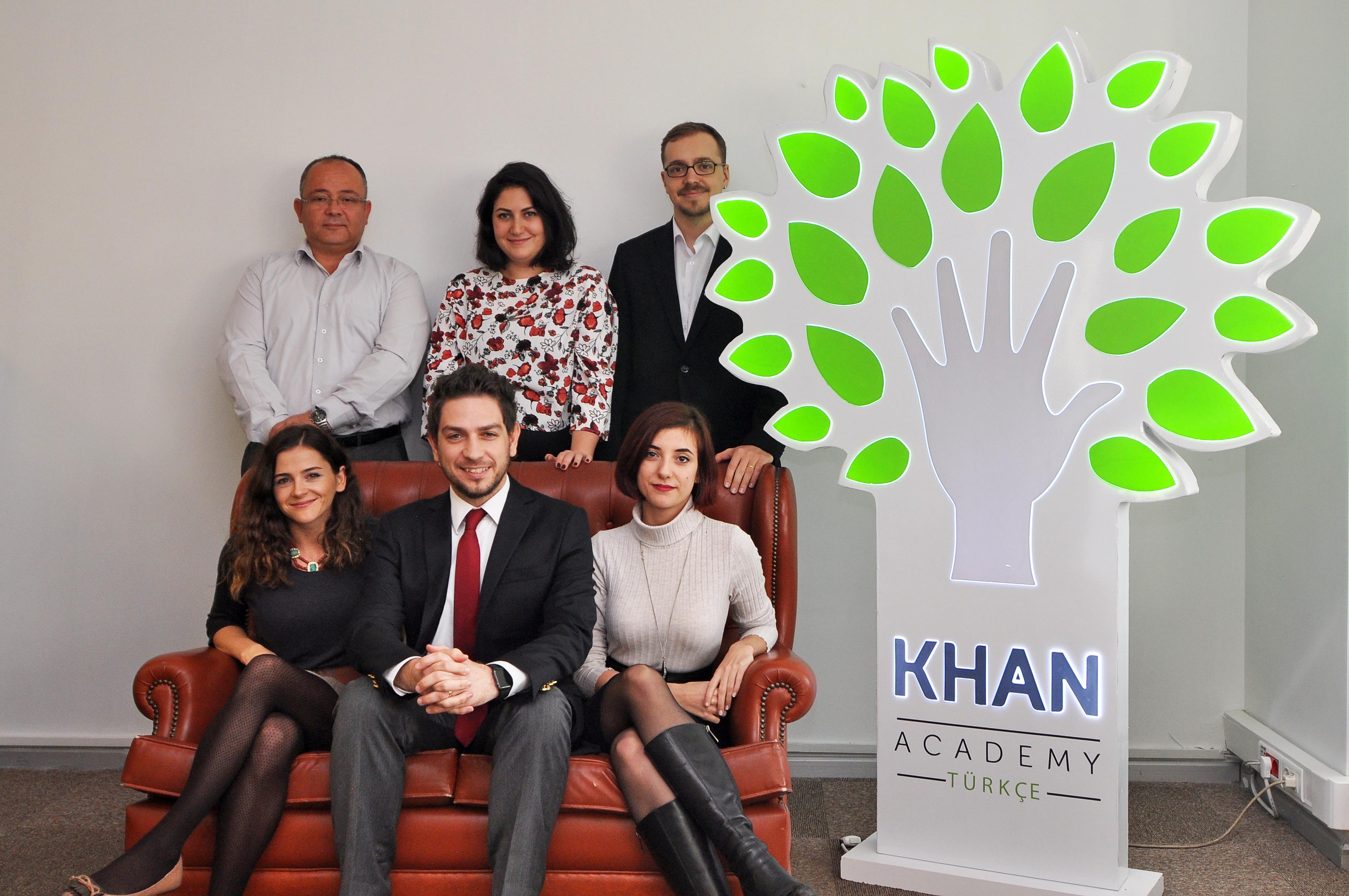 Khan Academy TR Ofisi