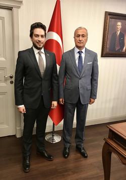 MEB Mustafa Safran Alp Köksal