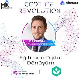 Alp Köksal codeofrevolution.png