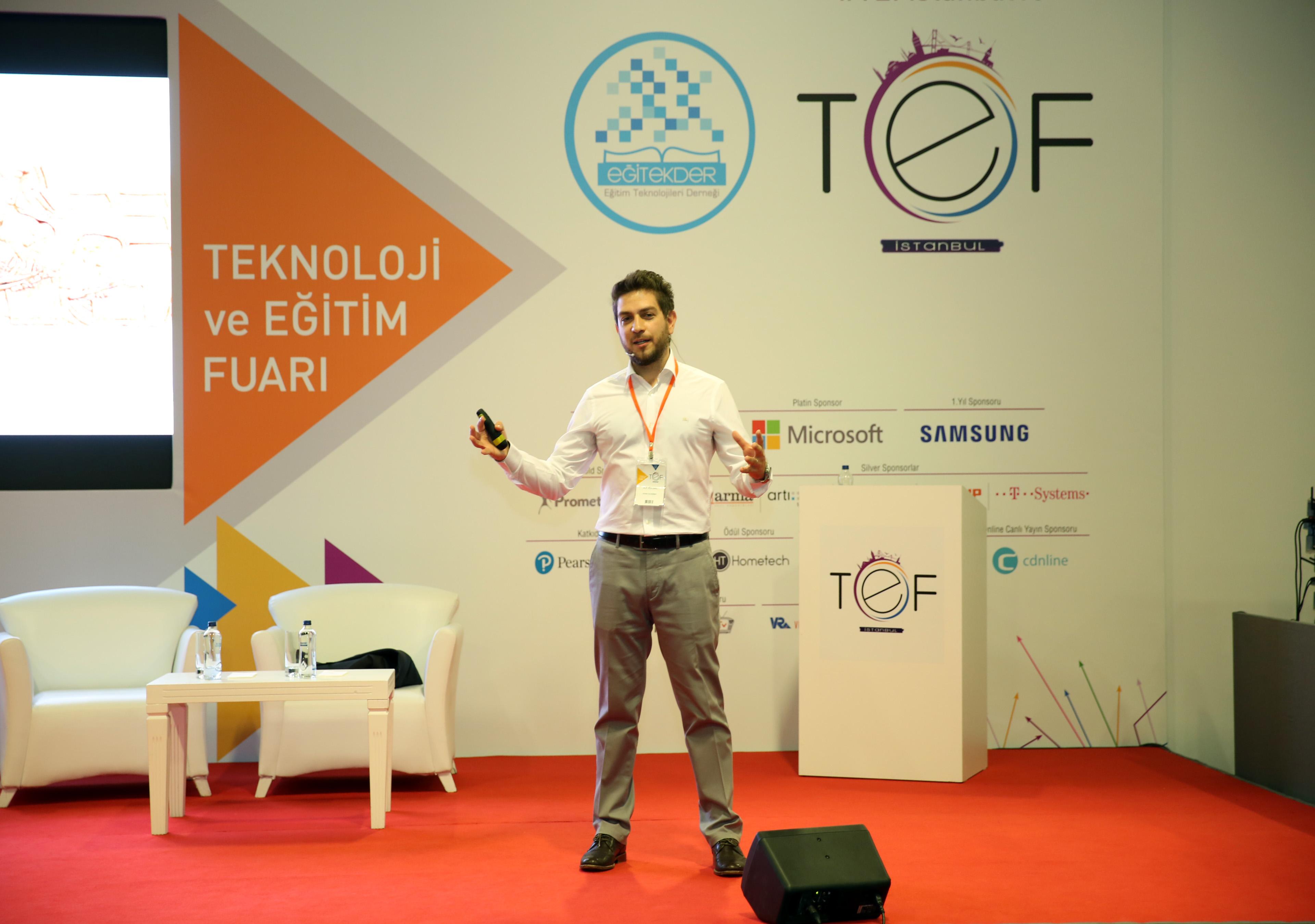 Alp Köksal - TEF İstanbul