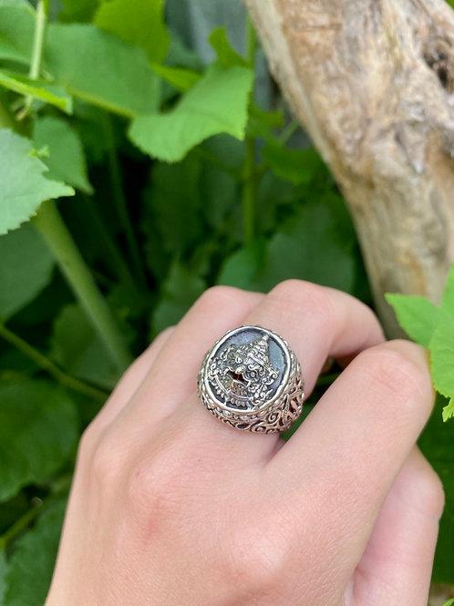 Garuda Hindu Diety Ring