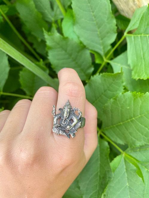 Ganesha Ring